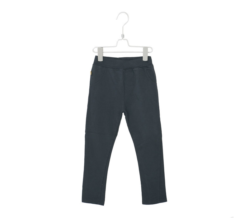 Lotiekids Long Pants Washed Black