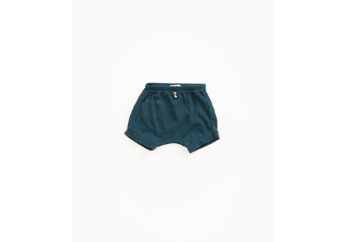 Play Up Play Up Fleece Flame shorts Blue