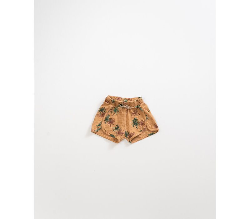 Play Up Printed Flame Jersey Shorts