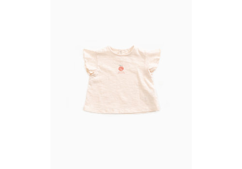 Play Up Play Up Flame Jersey T-shirt Peach