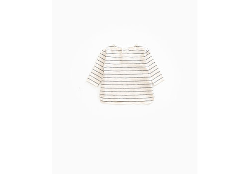 Play Up Play Up striped LS t-shirt