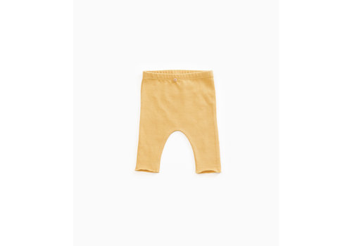 Play Up Play Up Jersey Pants with button yellow
