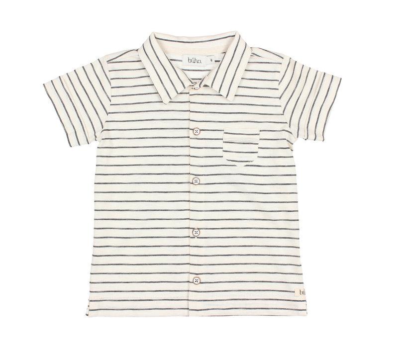 Buho Jersey Shirt Jude Graphite