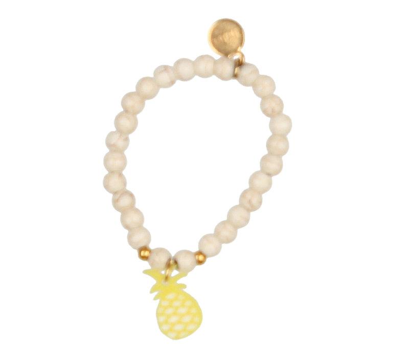 Buho Bracelet Pineapple