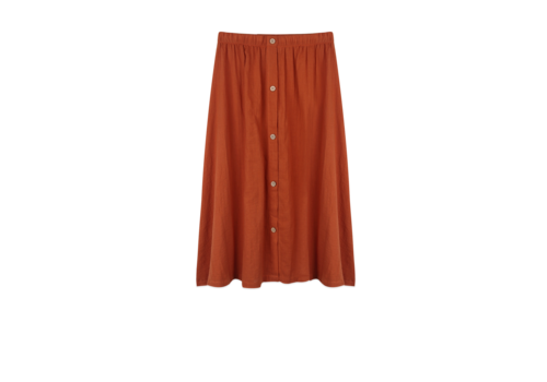 Ammehoela Ammehoela Romee Skirt Brown