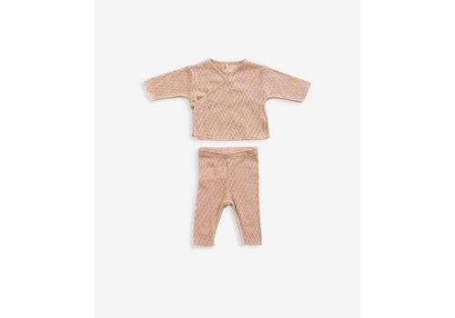 Play Up Play Up Cardigan and trousers Set Jute