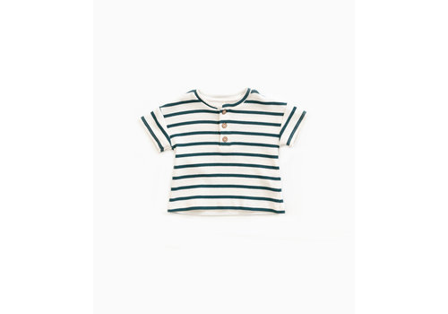 Play Up Play Up Striped Rib T-shirt