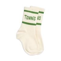 Mini Rodini Socks Single Offwhite