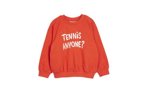 Mini Rodini Mini Rodini Tennis Anyone SP Sweater red