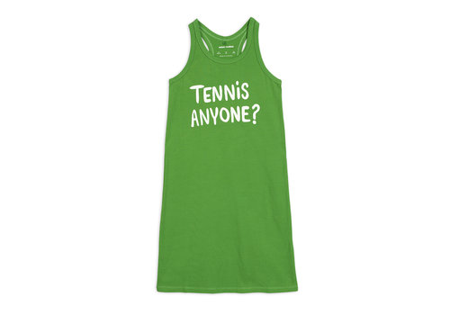 Mini Rodini Mini Rodini Tennis Anyone Tankdress green
