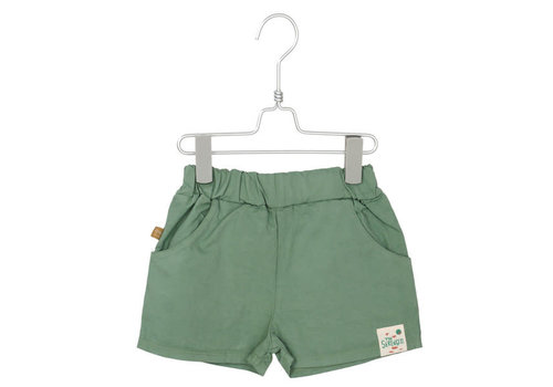 Lötiekids Lotiekids Wide shorts Tree Green