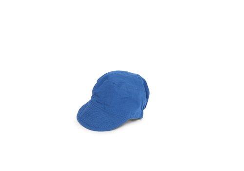 Wander & Wonder Wander & Wonder Postman Cap Blue