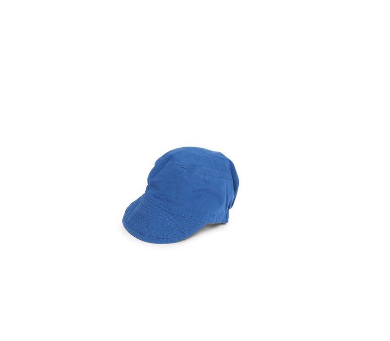 Wander & Wonder Postman Cap Blue