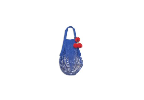 Wander & Wonder Wander & Wonder French Net Bag Blue
