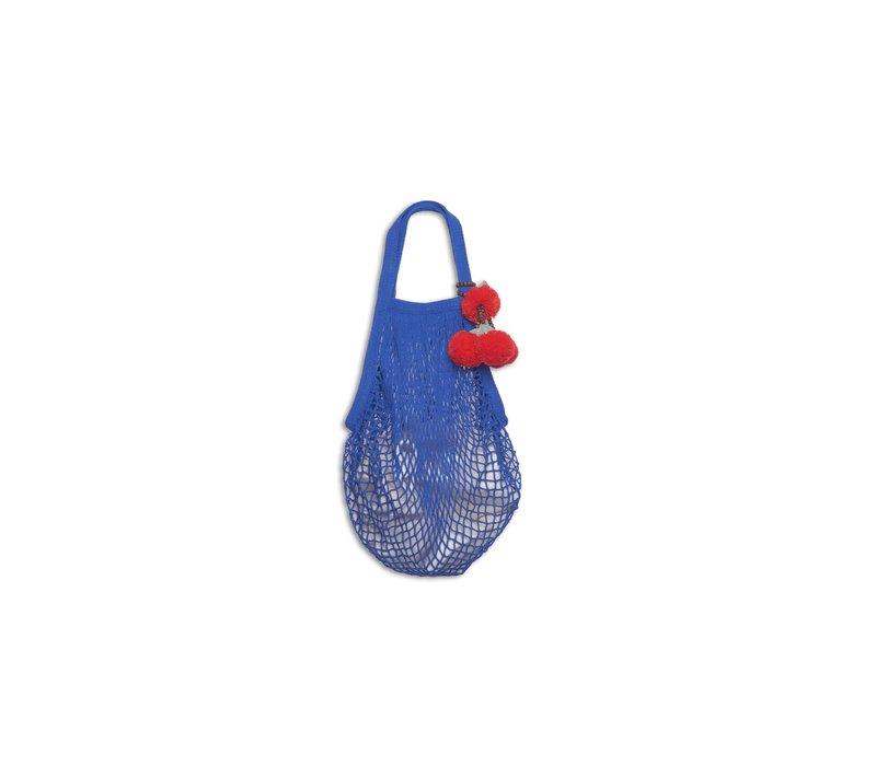 Wander & Wonder French Net Bag Blue