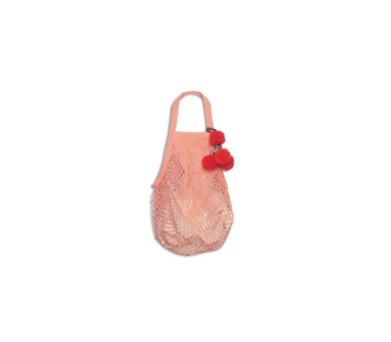 Wander & Wonder French Net Bag Pink