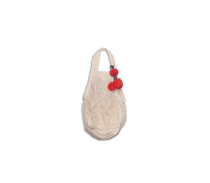 Wander & Wonder French Net Bag Cream