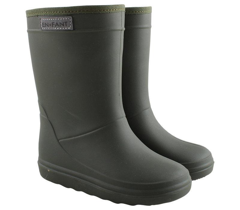 Enfant Rain Boot Green