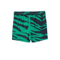 Mini Rodini Tiger Swimpants green