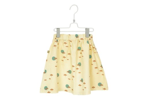 Lötiekids Lotiekids Skirt Savannah Soft Yellow