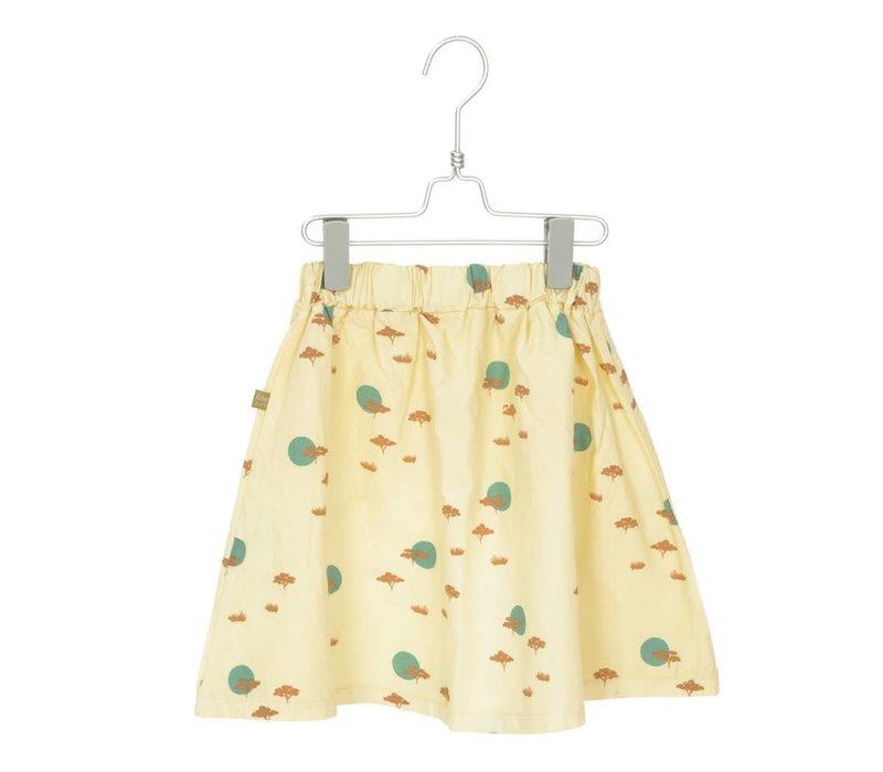 Lotiekids Skirt Savannah Soft Yellow