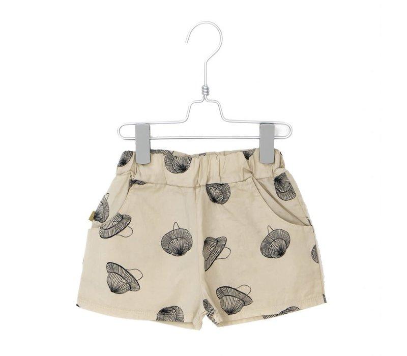 Lotiekids Wide shorts Hats Sand