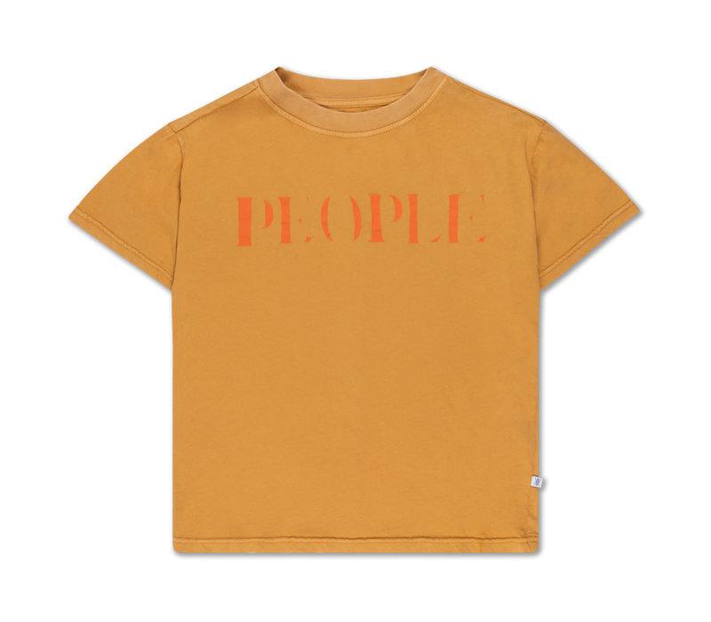 Repose AMS 14. T Shirt Golden Sand