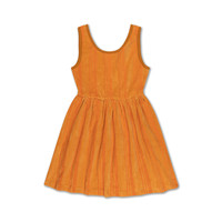 Repose AMS 3. Singlet Dress Golden Yellow