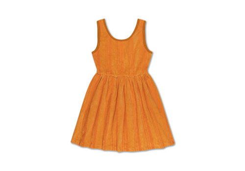 Repose AMS Repose AMS 3. Singlet Dress Golden Yellow