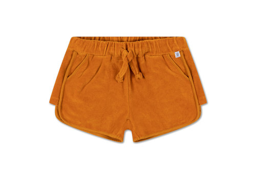 Repose AMS Repose AMS 2. Sporty Shorts Golden Yellow