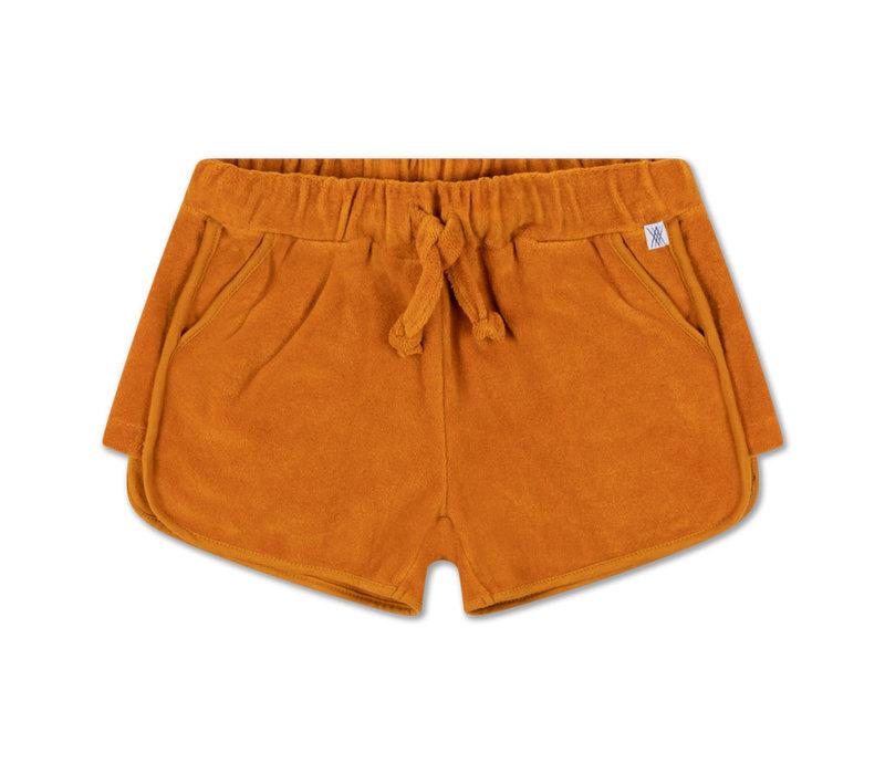 Repose AMS 2. Sporty Shorts Golden Yellow