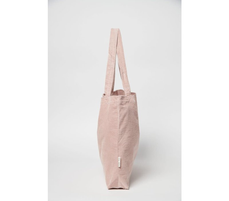 Studio Noos Rib Mom Bag Dusty Pink