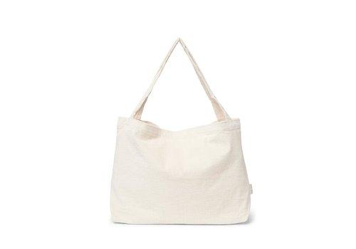 Studio Noos Studio Noos Rib Mom Bag White