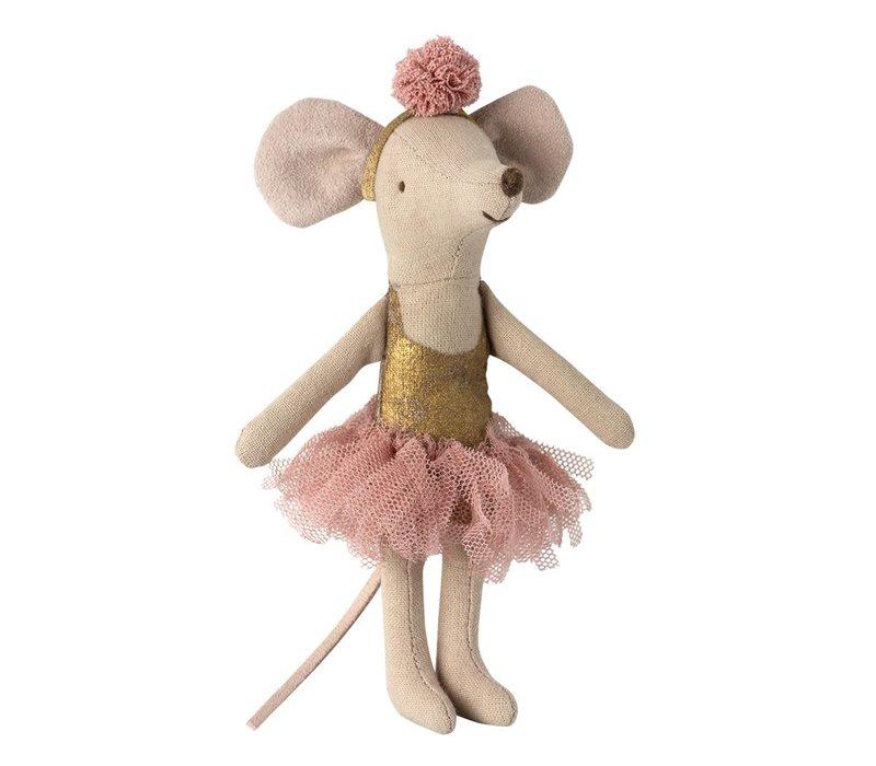 Maileg Dance Room w. Big Sister Mouse