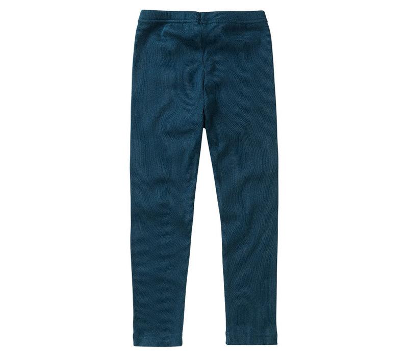 Mingo Legging Teal Blue