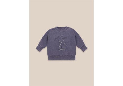 Bobo Choses Bobo Choses Cat Sweatshirt