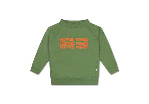 Repose AMS Repose AMS 09. Classic Sweater Hunter Green