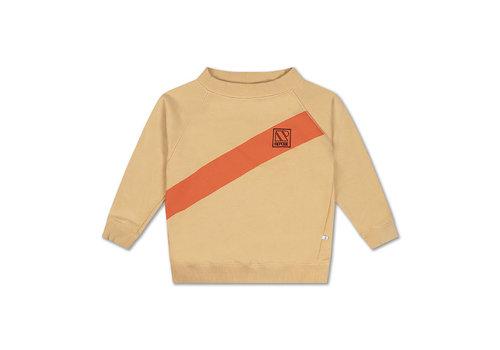 Repose AMS Repose AMS 09. Classic Sweater Warm Sand