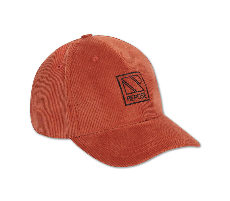 Repose AMS 60. Cap Dusty Red