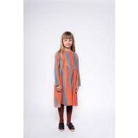 Repose AMS 27. Midi Dress Multi Block Stripe