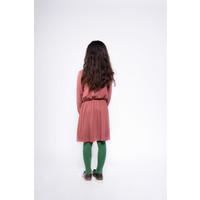 Repose AMS 26. Peter Pan Dress Washed Brick