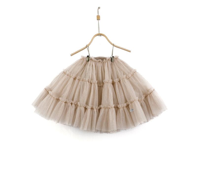 Donsje Tess Skirt Powder Metallic