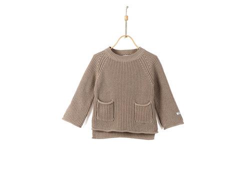 Donsje Donsje Stella Sweater Light Taupe