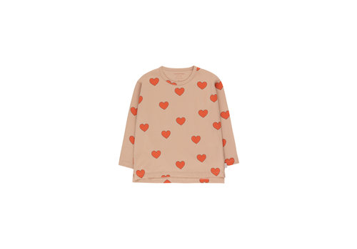 "TINYCOTTONS Tinycottons_AW20-017_""HEARTS"" TEE"