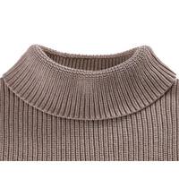 Donsje Yara Sweater Light Mocha Melange
