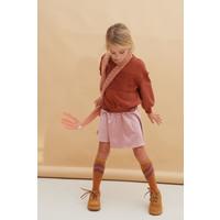 Longlivethequeen_Flared satin skirt_ballerina