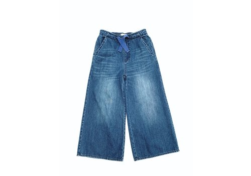 Long Live the Queen Longlivethequeen_Denim Trousers_Blue