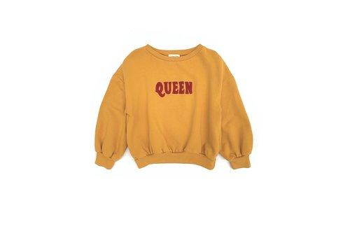 Long Live the Queen Longlivethequeen_Sweater_Golden Yellow_Queen