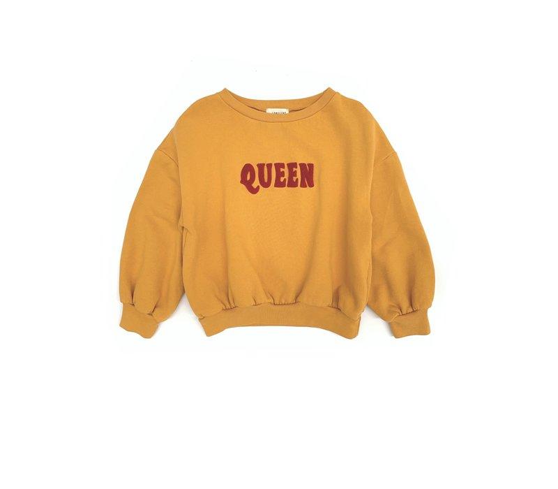 Longlivethequeen_Sweater_Golden Yellow_Queen