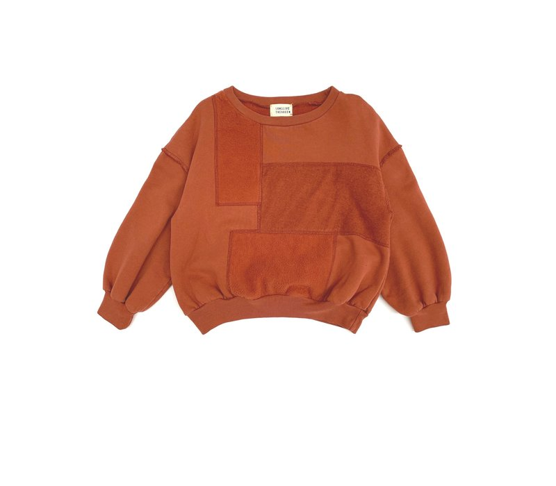 Longlivethequeen_Sweater_Rust